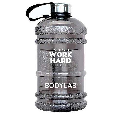 Bodylab Water Bottle černá 2200 ml
