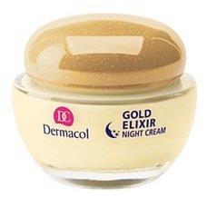 Gold Elixir noční krém Dermacol
