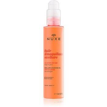 Nuxe Cleansers and Make-up Removers micelární čisticí olej pro citlivou pleť  150 ml
