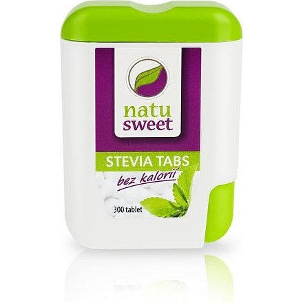Stevia Natusweet tablety tablety 300