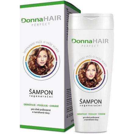 DonnaHAIR PERFECT regenerační šampon 200ml