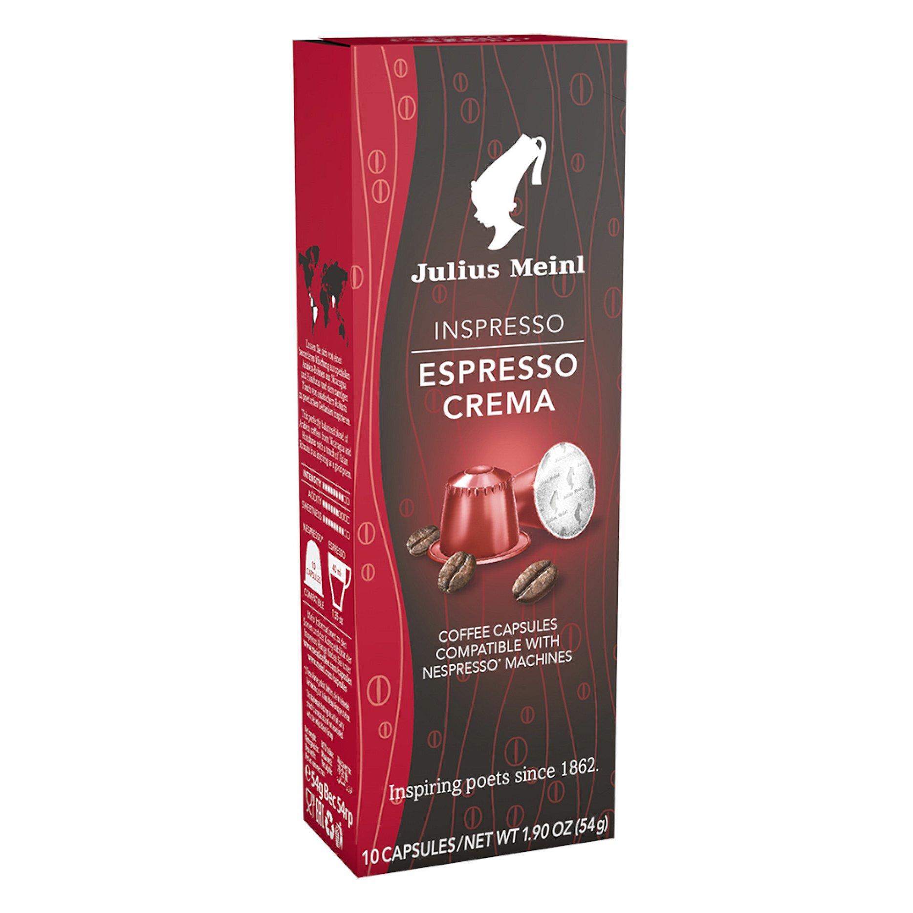 Inspresso Espresso Crema