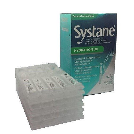Alcon Systane Hydration UD oční kapky 30 x 0,7 ml