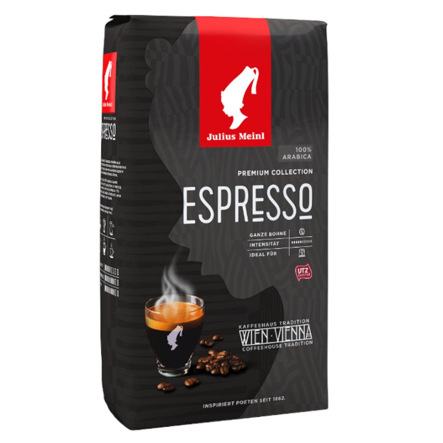 Premium Collection Espresso UTZ 1kg