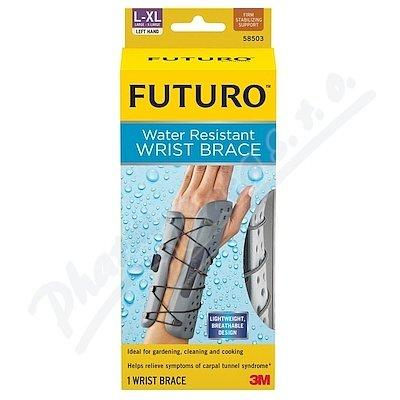3M FUTURO Voděodolná zápěstní ortéza levá L-XL
