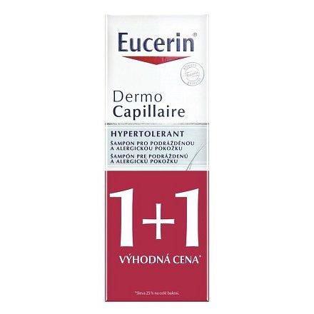 EUCERIN DermoCapillaire Hypertolerantní šampon 2x250ml
