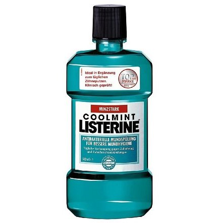 Listerine Coolmint 500 ml