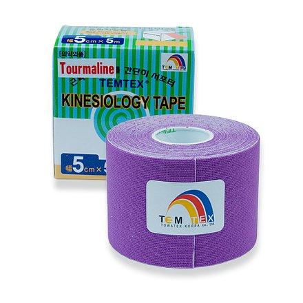 Tejp. TEMTEX kinesio tape Tourmaline fialová 5cmx5m