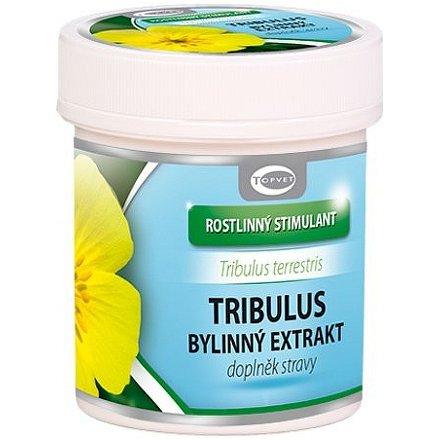 TOPVET - Tribulus bylinný extrakt tob.60