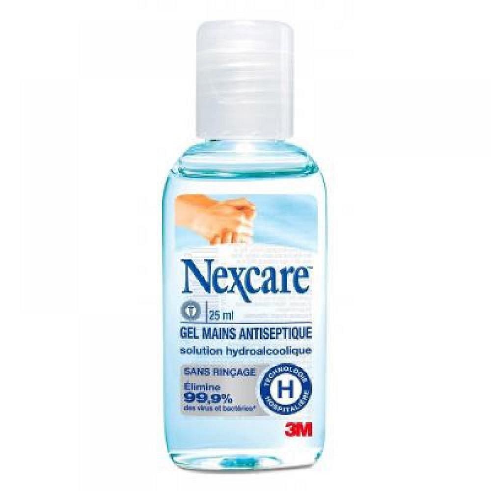 3M Nexcare dezinfekční gel na ruce 25 ml
