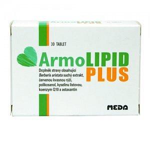 Meda Pharma ArmoLIPID Plus 30 tbl.