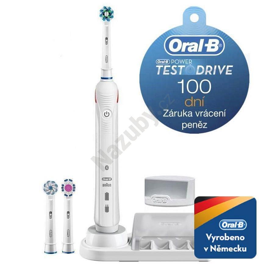 Braun Oral-B Smart 5 5000N zubní kartáček - 100 dní záruka vrácení peněz