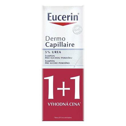 EUCERIN DermoCapillaire šampon pro suchou pokožku UREA 5%