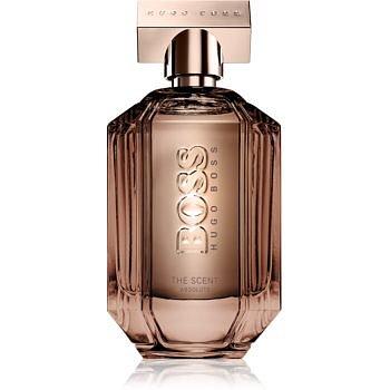 Hugo Boss BOSS The Scent Absolute parfémovaná voda pro ženy 100 ml