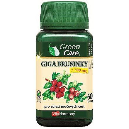 VitaHarmony Giga Brusinky 7.700 mg tablety 60