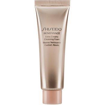 Shiseido Benefiance WrinkleResist24 Extra Creamy Cleansing Foam jemná čisticí pěna s hydratačním účinkem  125 ml