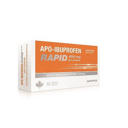 Apo-Ibuprofen Rapid 400 mg 20 tobolek