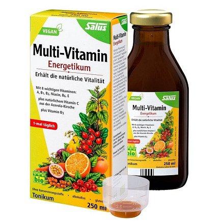 Bio bylinné tonikum Multivitamin Energeticum 250 ml