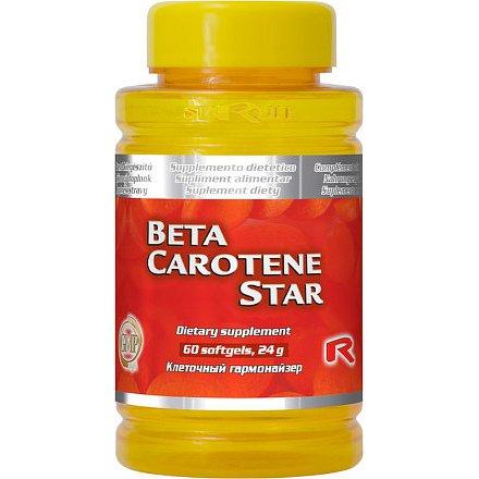Beta-Carotene Star 60 sfg