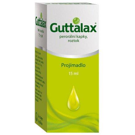 Guttalax 7,5 mg perorální kapky 1x15ml
