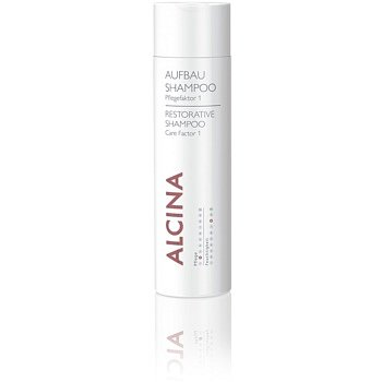 Alcina Dry and Damaged Hair regenerační šampon pro každodenní použití  250 ml