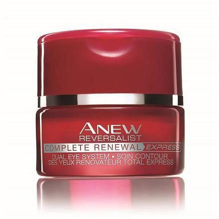 Avon Duální obnovovací oční péče Anew Reversalist 35+ 15ml + 2,5 g