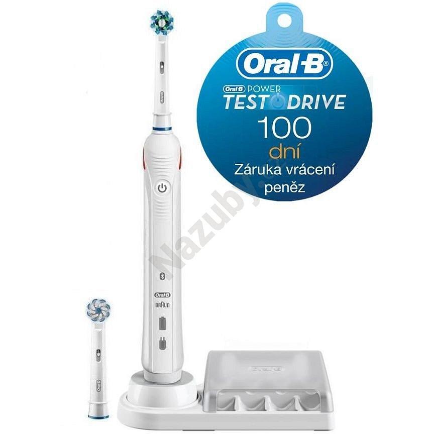 Braun Oral-B Smart 4 4000N zubní kartáček - 100 dní záruka vrácení peněz