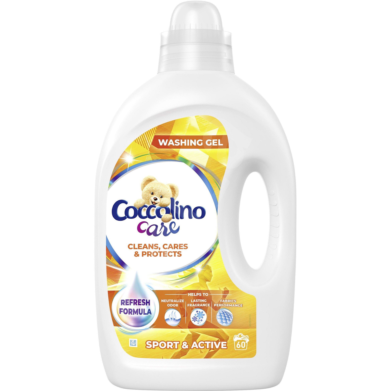 COCCOLINO Care gel Sport 60 praní