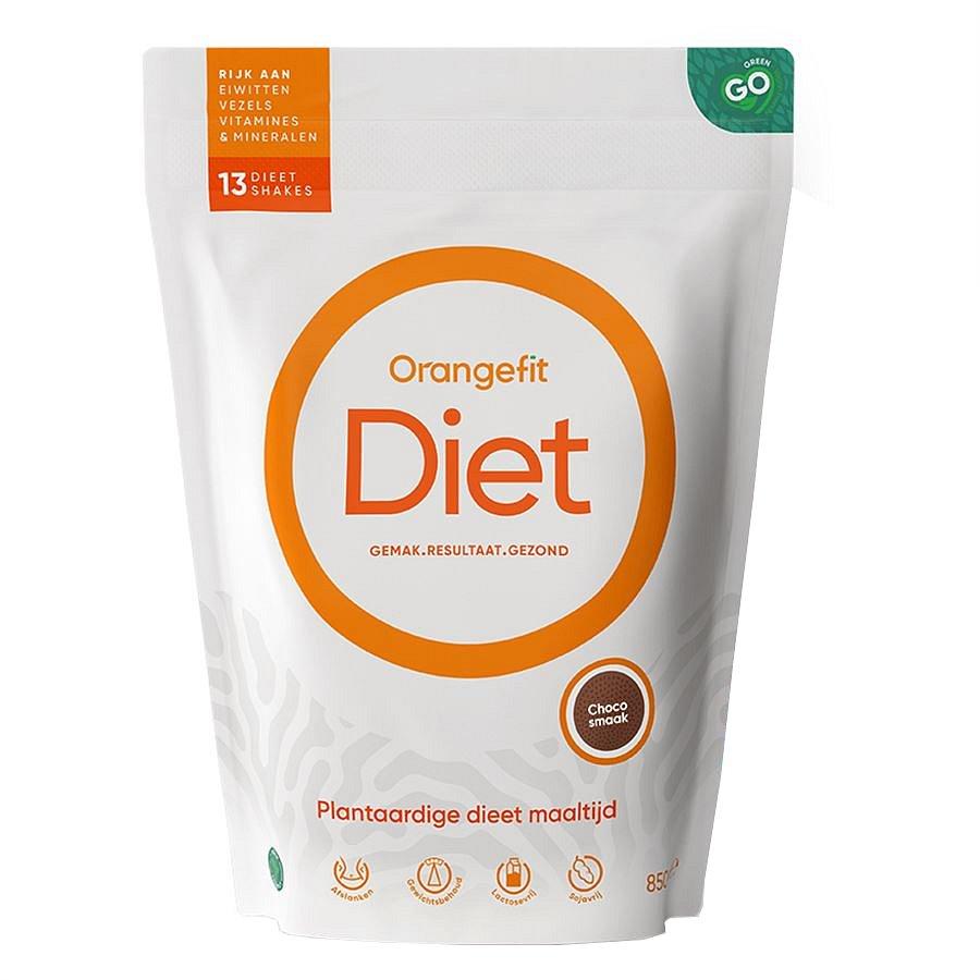 Orangefit Diet 850g čokoláda