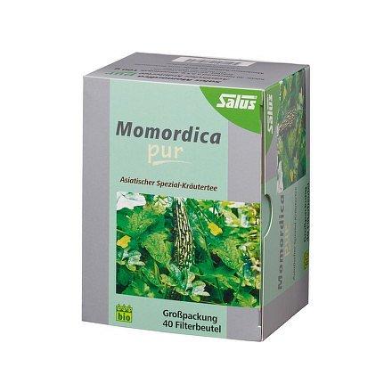 """Bio Momordica """"pur"""" - Asijský speciální bylinný čaj 40 sáčků"""