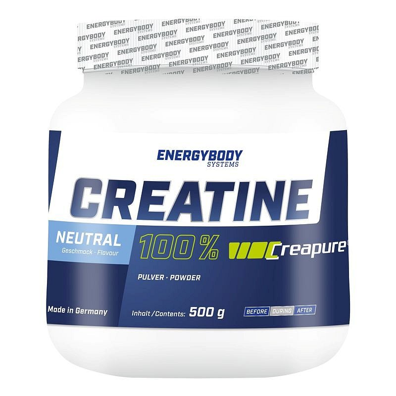 EnergyBody Creatine Creapure® 500g