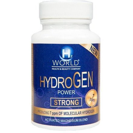 HydroGEN POWER 7ppm 60 tablet