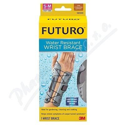 3M FUTURO Voděodolná zápěstní ortéza pravá S-M