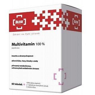 BLESK Multivitamin 100% 90 tablet