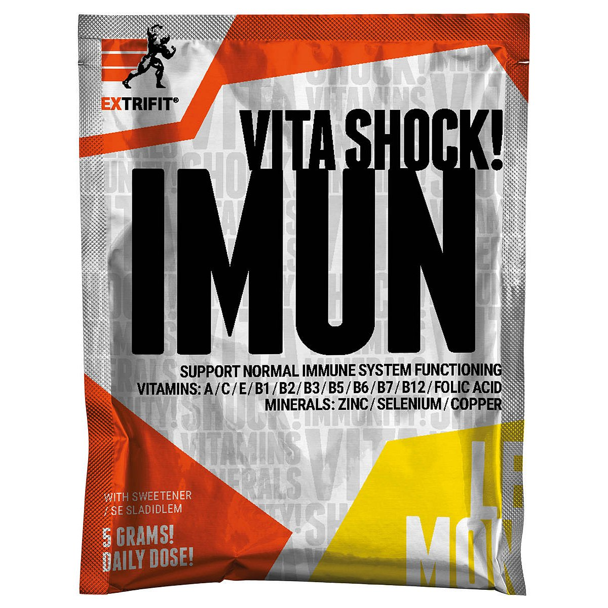IMUN Vita shock 5 g lemon