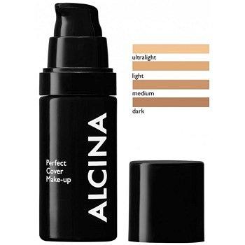 Alcina Decorative Perfect Cover make-up pro sjednocení barevného tónu pleti odstín Light 30 ml