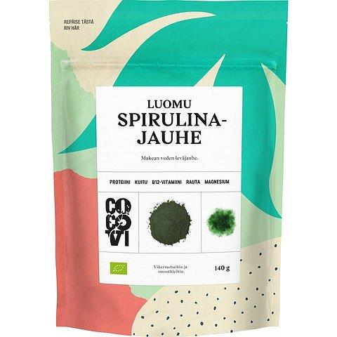 Cocovi Spirulina prášek 140g