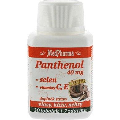 MedPh Panthenol 40mg forte tob.37