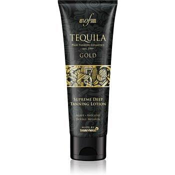 Tannymaxx Art Of Sun Tequila Gold opalovací krém do solária prodlužující opálení 125 ml