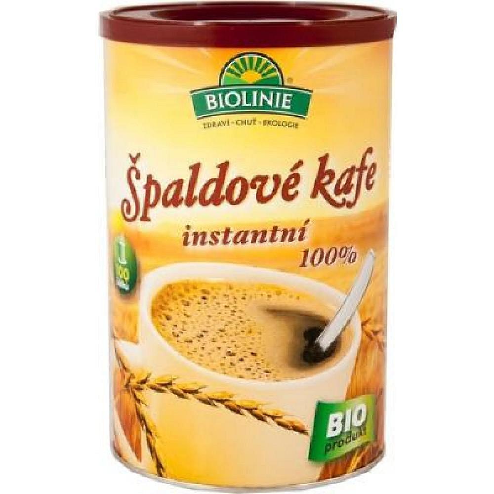 Biolinie Špaldové instantní kafe 200 g
