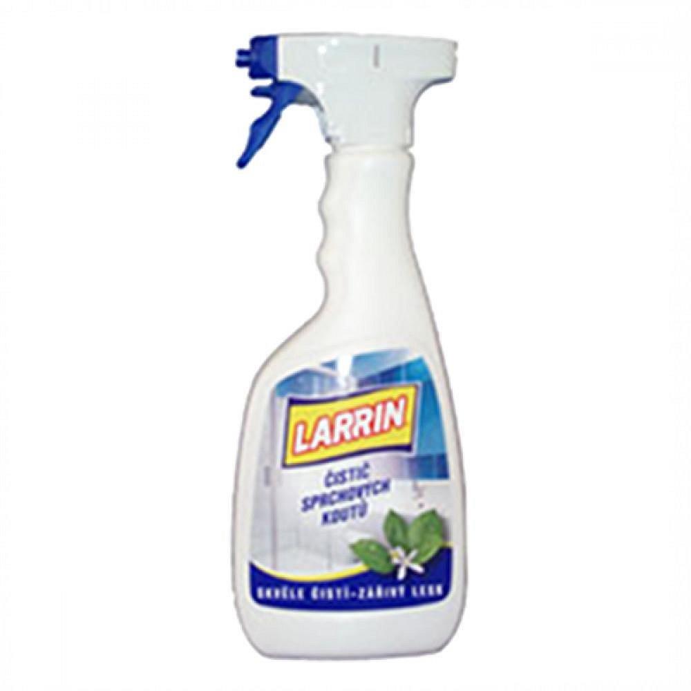 LARRIN čistič sprchových koutů, 500ml