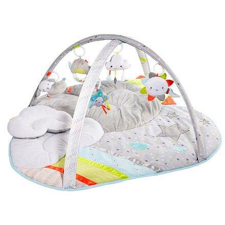 SKIP HOP Silver Lining - Hrací deka s oblouka