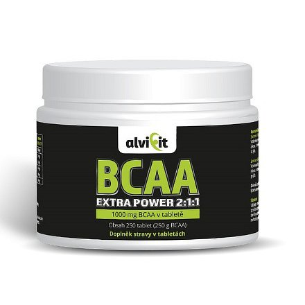 ALVIFIT BCAA 2:1:1 250 tablet