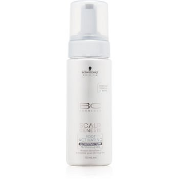 Schwarzkopf Professional BC Bonacure Scalp Genesis pěna pro obnovu vlasů  150 ml