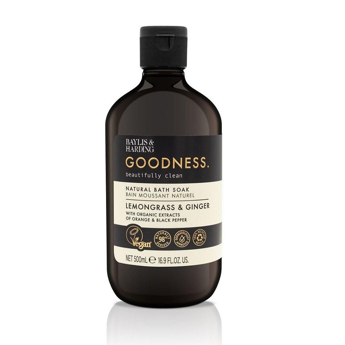 Baylis & Harding Pěna do koupele Lemongrass & Ginger 500 ml
