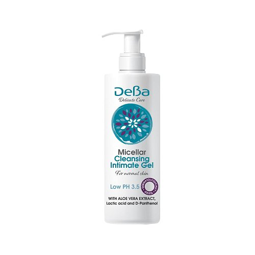 DeBa Intimní gel pro normální pokožku 200ml
