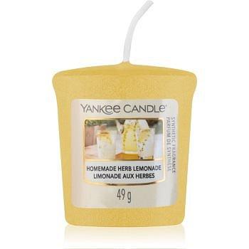 Yankee Candle Homemade Herb Lemonade votivní svíčka 49 g