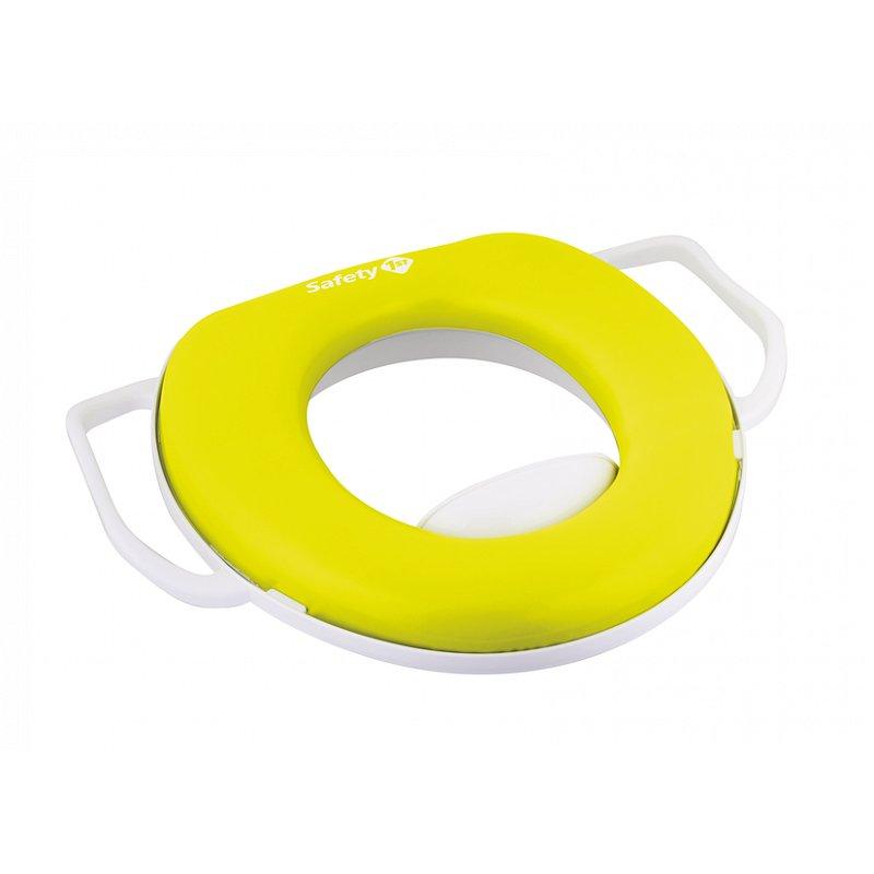Safety 1st Dětské WC sedátko White and Lime