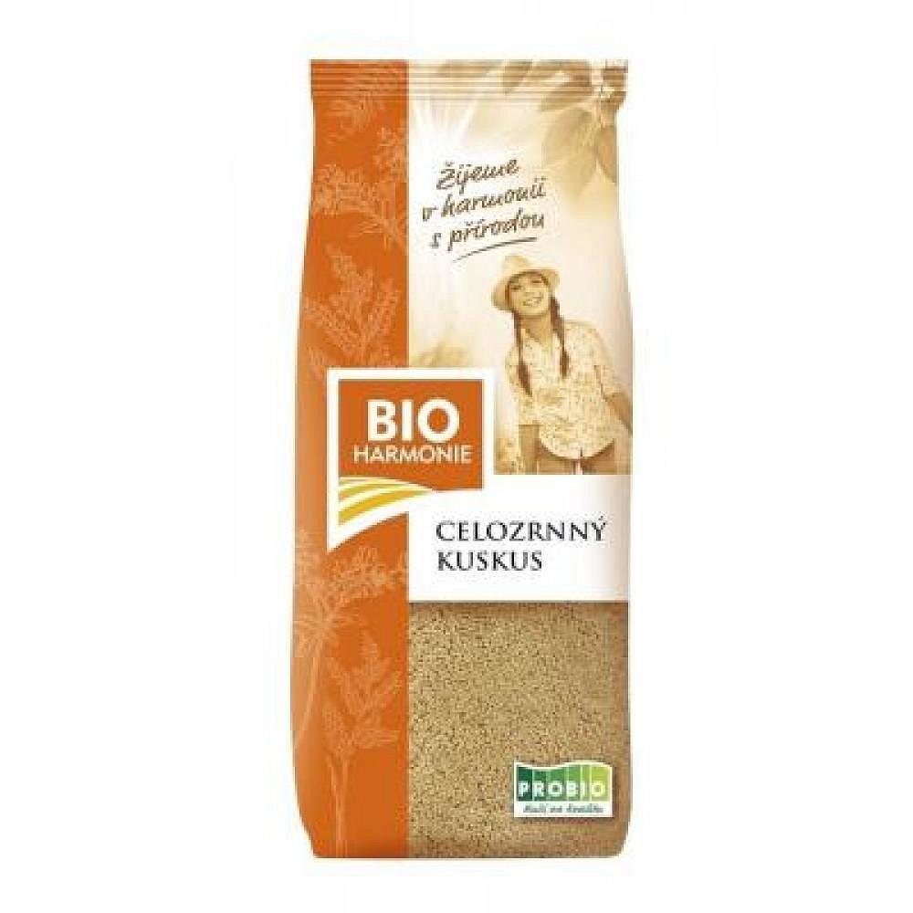 Bioharmonie Celozrnný kuskus 500g