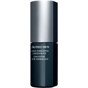 Shiseido Men Active Energizing Concentrate omlazující koncentrát pro vyhlazení pleti a minimalizaci pórů  50 ml